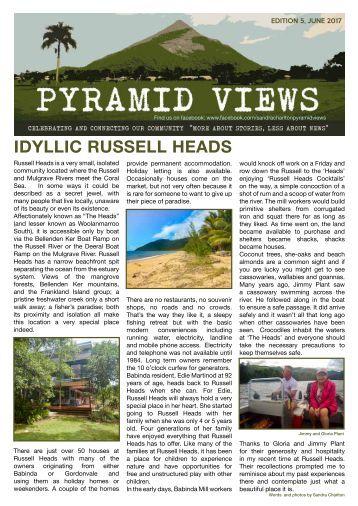 Pyramid Views JUNE 2017