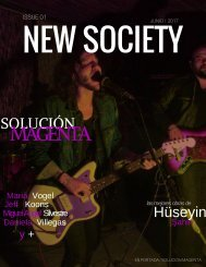 New Society Magazine
