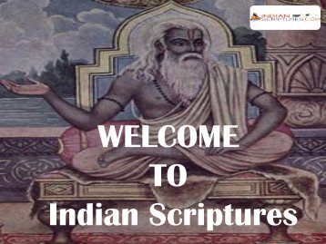 Famous Indian Gurus