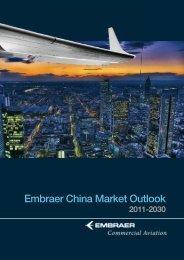 Embraer China Market Outlook