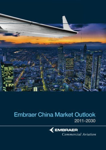 Embraer China Market Outlook