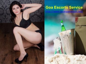 Fun & Entertainment with Call Girls In Goa