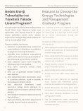 Sabancı Üniversitesi Enerji Teknolojileri ve Yönetimi Yüksek Lisans Programı - Page 4