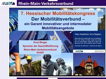 Der Mobilitätsverbund - HA Hessen Agentur GmbH