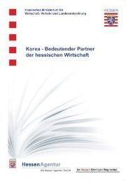 Korea – Bedeutender Partner der hessischen ... - Invest-in-hessen