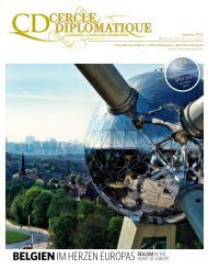 CERCLE DIPLOMATIQUE - issue 02/2017