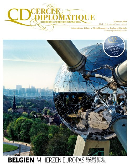 CERCLE DIPLOMATIQUE - issue 02/2017