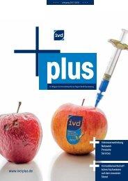 IVD Plus 2017 - Das Magazin