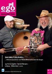 ego Magazin Trier - Ausgabe 14