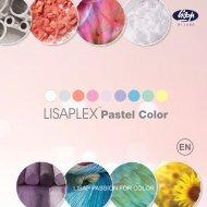 Brochure Pastel Color EN