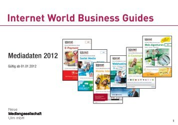 Internet World Business GuidesWeb-Agenturen