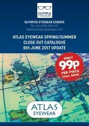 Atlas Close Out Catalogue