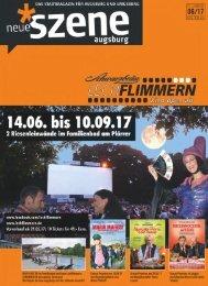 Neue Szene Augsburg 2017-06