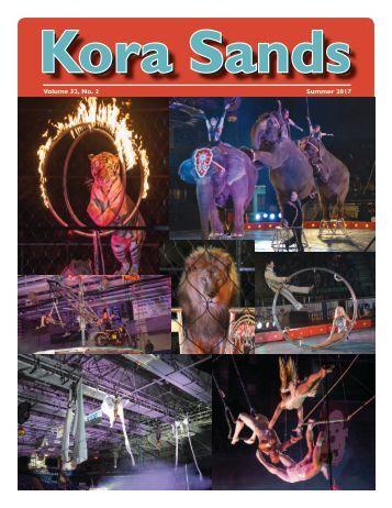 Kora Sands - Summer 2017