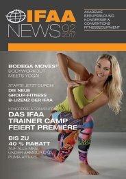 IFAA News 02/17