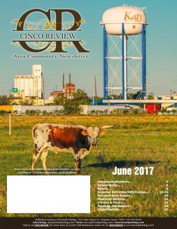 Cinco Ranch 2 June 2017