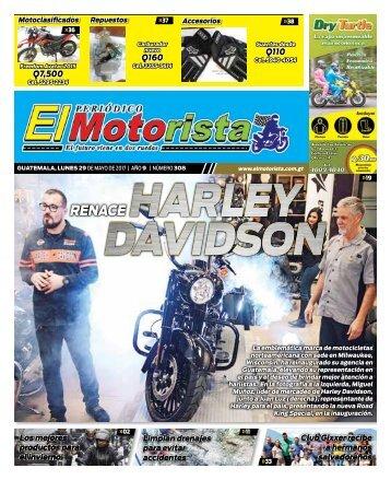 EL MOTORISTA Edicion 29 de Mayo