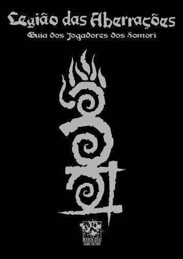 Lobisomem o Apocalipse - Guia dos Jogadores de Fomori - Legião das Aberrações - Biblioteca Élfica