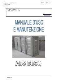 MANUALE ABS DECO