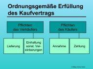 Aufbau der Faktura - schule.at
