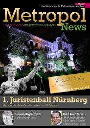 Metropol News Sonderausgabe: 1. Ball der Juristen