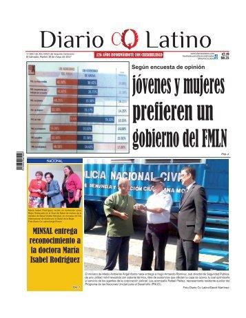 Edición 30 de Mayo de 2017