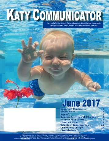Katy Communicator June 2017