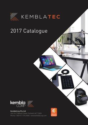KemblaTec 2017 Catalogue WIP_300517_single