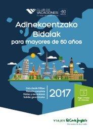 Viajes El Corte Inglés + 60 años norte españa