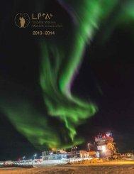 2013-2014 Makivik Annual Report