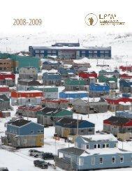 2008-2009 Makivik Annual Report