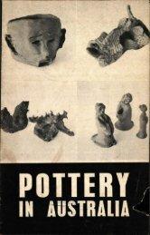 Pottery In Australia Vol 2 No 2 October 1963