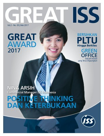 Majalah Great ISS Vol. 2 No. 05 Mei 2017