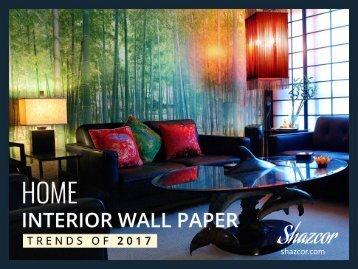 Wallpaper in Vancouver – Trends in 2017