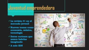 Juventud-emprendedora