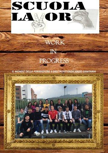 ScuolaLavoro - Work in progress (R.L.Montalcini)