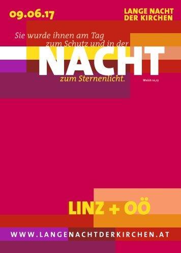 Lange-Nacht-der-Kirchen-Programmheft-09.06.2017-I-Oberösterreich-I-Linz