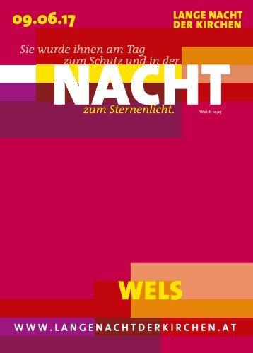 Lange-Nacht-der-Kirchen-Programmheft-09.06.2017-I-Oberösterreich-I-Wels