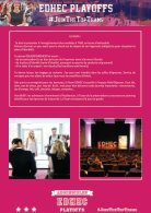 Programme de l'admissibles - Page 2