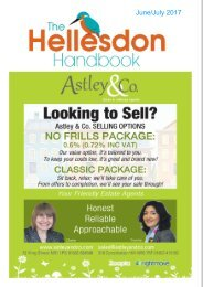 Hellesdon Handbook - June/July 2017