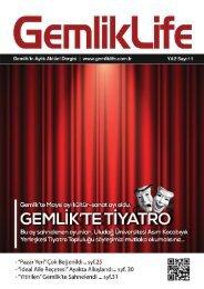 GemlikLife Dergisi 11.Sayısı
