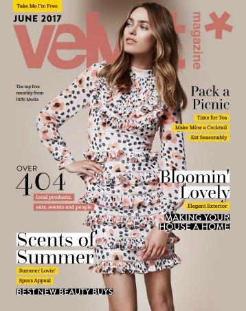 Velvet Magazine June 2017