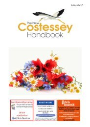 The New Costessey Handbook - June/July 17