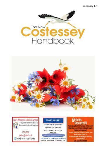 The New Costessey Handbook - June/July 17