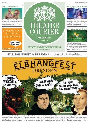 TheaterCourier Juni 2017