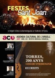 agenda JUNY 2017