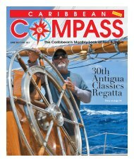 Caribbean Compass Yachting Magazine June 2017