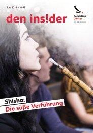Den Insider N°66 - Juni 2016