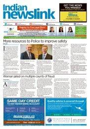 Indian Newslink June 1, 2017 Digital Edition