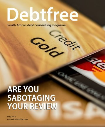 Debtfree May 2017